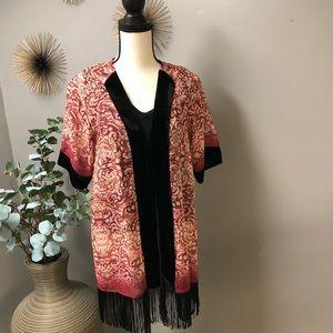 Petticoat Alley kimono